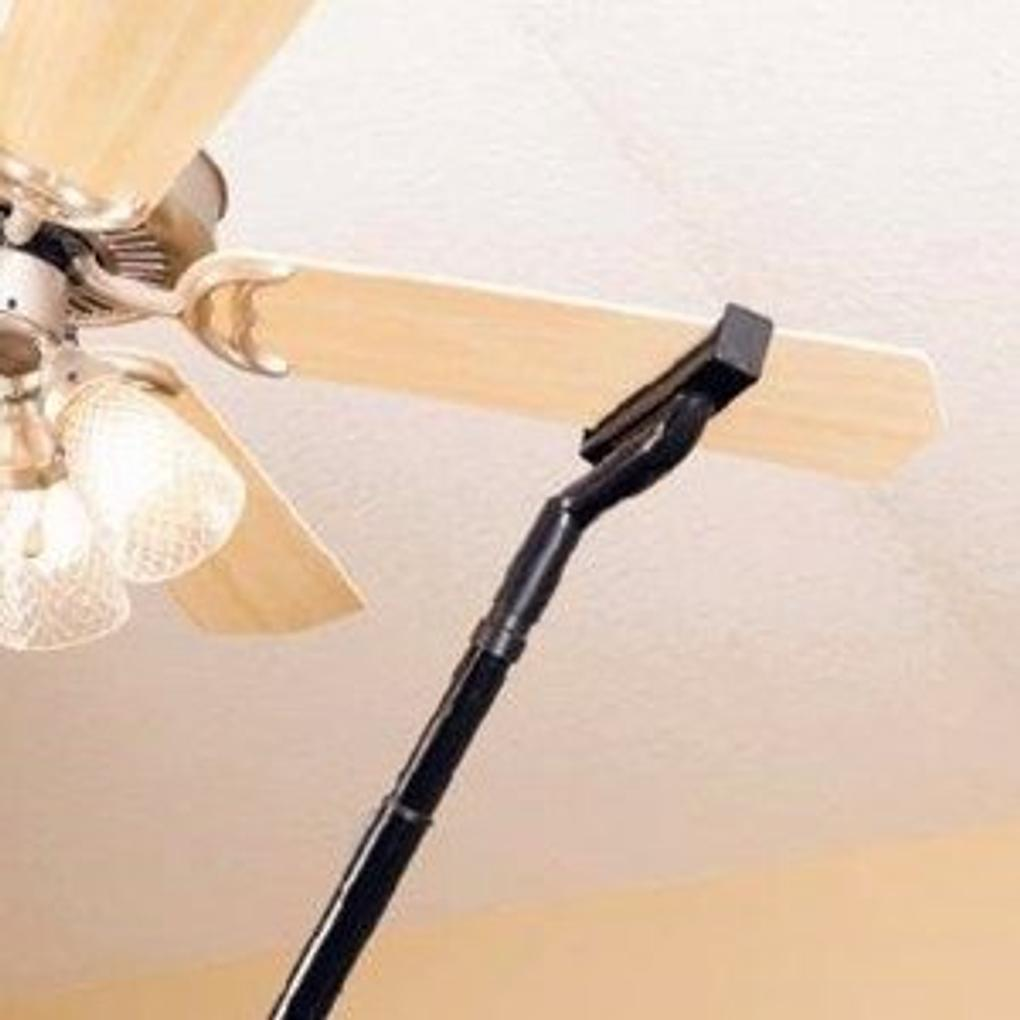 Ducted Vacuum Ceiling Fan Attachment Central Outlet